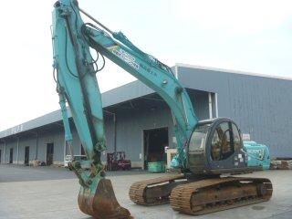 เครื่องจักรก่อสร้าง KOBELCO SK200 2 YN 21244