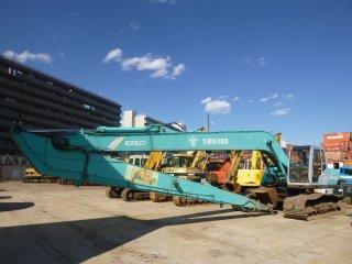 เครื่องจักรก่อสร้าง KOBELCO SK200LC 3 YQ 02932