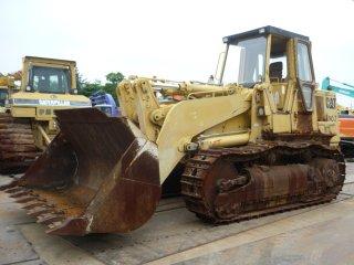 เครื่องจักรก่อสร้าง CAT 973 86G03238