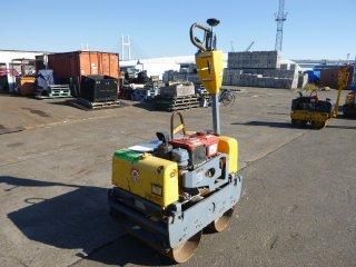 เครื่องจักรก่อสร้าง SAKAI HV60ST VHV12 45421