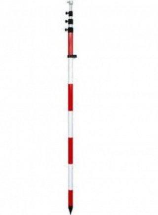 โพล มีสเกล ลูกน้ำฟองกลม (Pole) 5เมตร