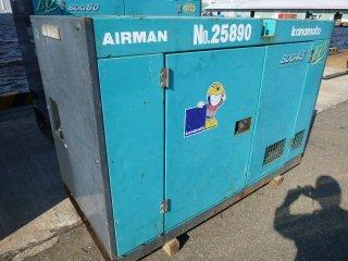 เครื่องจักรอื่นๆ AIRMAN SDG45S 133CA60949