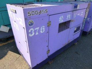 เครื่องจักรอื่นๆ AIRMAN SDG45S 1333A30833