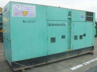 เครื่องจักรอื่นๆ NISSHA NES400SM 2 JF029100