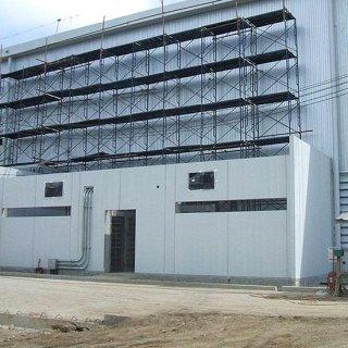 รับเหมาก่อสร้างอาคารสำนักงาน