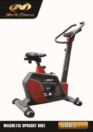 จักรยาน Spinning Magnetic Upright Bike UBBS