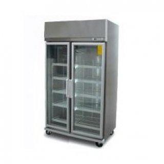 ตู้เย็น 2 ประตูกระจก STCC2
