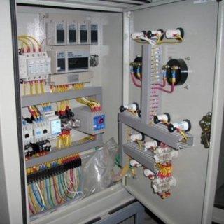 รับติดตั้งตู้คอนโทรลไฟฟ้า