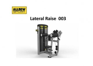 Commercial Single Gym Allnew Sport รุ่น BTM-003A