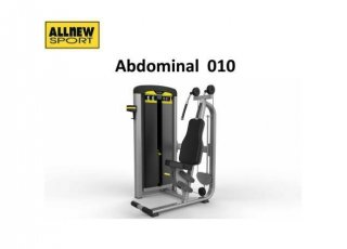 Commercial Single Gym Allnew Sport รุ่น BTM-010