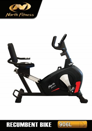 จักรยาน Spinning Recumbent Bike 906L