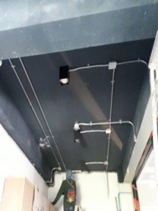 รับเดินระบบไฟฟ้าภายในอาคาร
