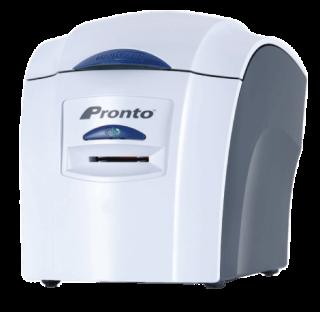 เครื่องพิมพ์บัตรพลาสติก MagiCard Rio Pro
