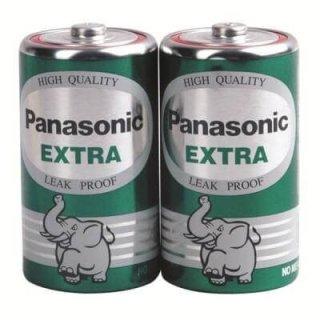 ถ่าน Panasonic Extra D R20STC 2SL