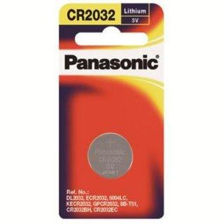 ถ่านกระดุมลิเธี่ยม Panasonic CR 2032