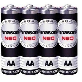 ถ่าน Panasonic NEO AAR6NT 4SL
