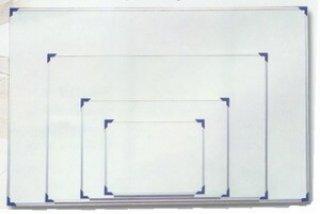 กระดานไวท์บอร์ด 80x120cm แม่เหล็ก