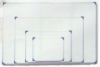 กระดานไวท์บอร์ด 90x180cm ธรรมดา