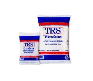 เกลือบริโภคเสริมไอโอดีน TRS