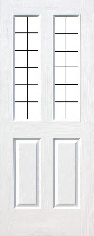 ประตูกระจก HDF รุ่น 9S