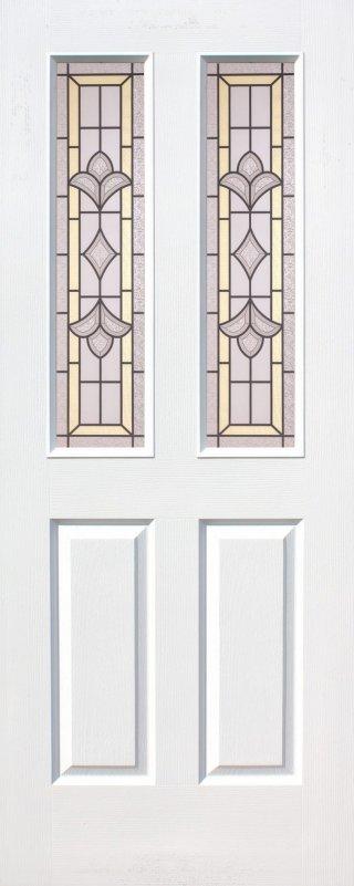 ประตูกระจก HDF รุ่น 10S