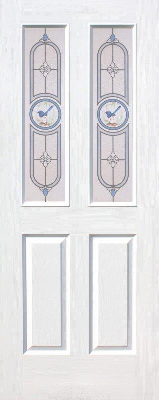 ประตูกระจก HDF รุ่น 11S