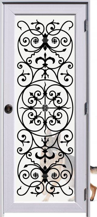 ประตู รุ่น Wrought iron