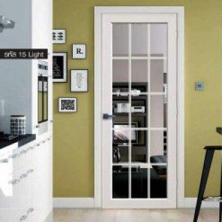ประตูกระจก Glass Door