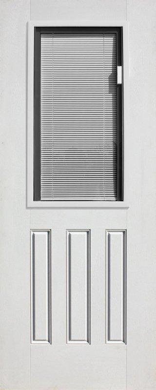 ประตูไฟเบอร์กลาส รุ่น DiG-02