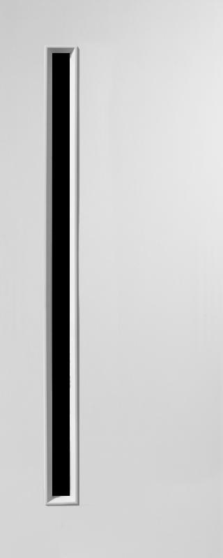 ประตูไฟเบอร์กลาส รุ่น FT1