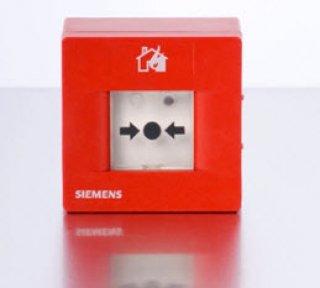 อุปกรณ์แจ้งเพลิงไหม้มือกด SIEMENS รุ่น FDM181