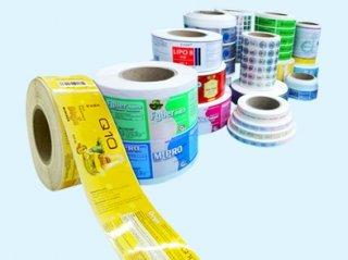 รับพิมพ์สติ๊กเกอร์สำหรับงานอุตสาหกรรมหลายชนิด