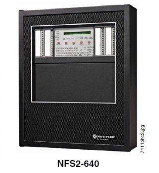 ระบบแจ้งเพลิงไหม้ NOTIFIER NFS2 640