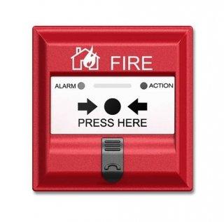 อุปกรณ์แจ้งเหตุเพลิงไหม้ด้วยมือ GST