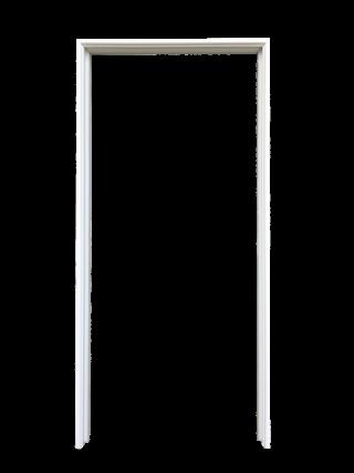 วงกบประตู รุ่น WF 35 (2″x4″) (UPVC)