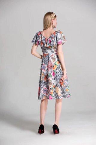 พร้อมส่ง Short Dress