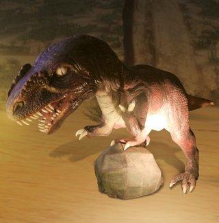 หุ่นไดโนเสาร์ สำหรับประดับตกแต่ง