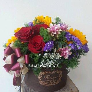 ดอกไม้กล่อง