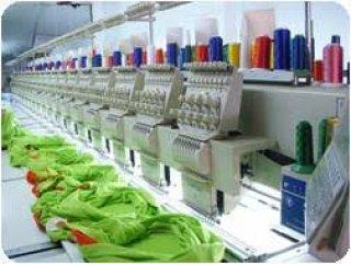 โรงงานผลิตเสื้อผ้า