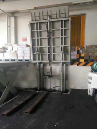 บริการซ่อมและผลิต Dock Leveler