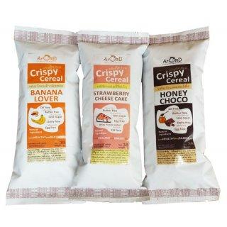 [AromD] Crispy Cereal  คริสปี้ซีเรียล (3 รสชาติ)