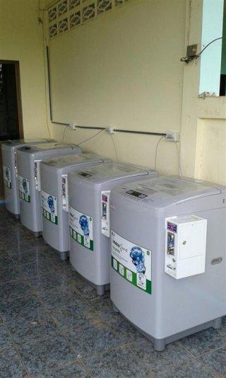 เครื่องซักผ้าLGหยอดเหรียญ จ สุโขทัย จ อุตรดิตถ์