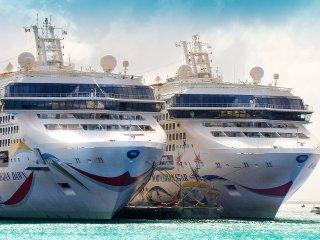 ทำงานบนเรือสำราญ