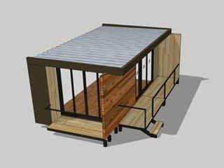 รับจ้างทำแบบ 3D โครงสร้างบ้าน
