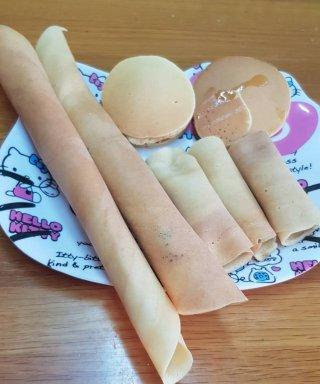 สอนทำขนมโตเกียว ขนมแพนเค้กและขนมโดรายากิ