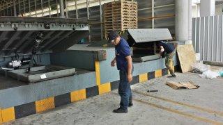 งานซ่อม Dock Leveler