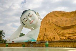 ท่องเที่ยวพม่า