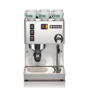 เครื่องชงกาแฟ ยี่ห้อ RANCILIO รุ่น SILVIA S/S