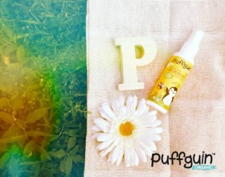 Puffguin's Organic Baby Anti Mosquito Spray