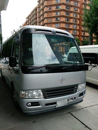 เช่ารถบัสญี่ปุ่น